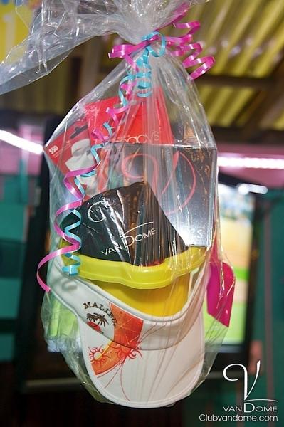 Vandome Gift Basket
