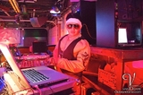 DJ Sincero / Warehouse / in his costume !!