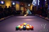 Vandome Vintage Pool Table