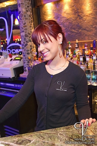 Vandome Bartender / Main Room