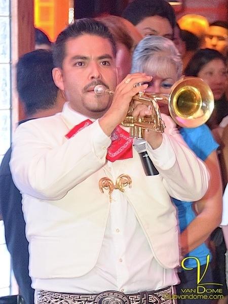 Mariachi Band / Main Room