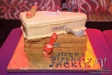 Jackie's Birthday Cake