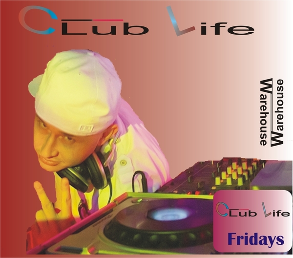 Club Life Fridays with D.J. Sin-Cero