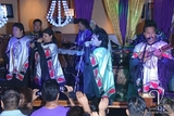 Los Askis Performing Live