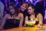 CUSTOMERS ENJOYING VANDOME SIGNATURE DRINK / SCORPION BOWL
