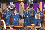 CUMBIA BAND PERFORMING LIVE