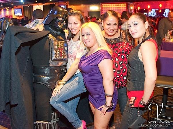 Halloween Characters at Vandome